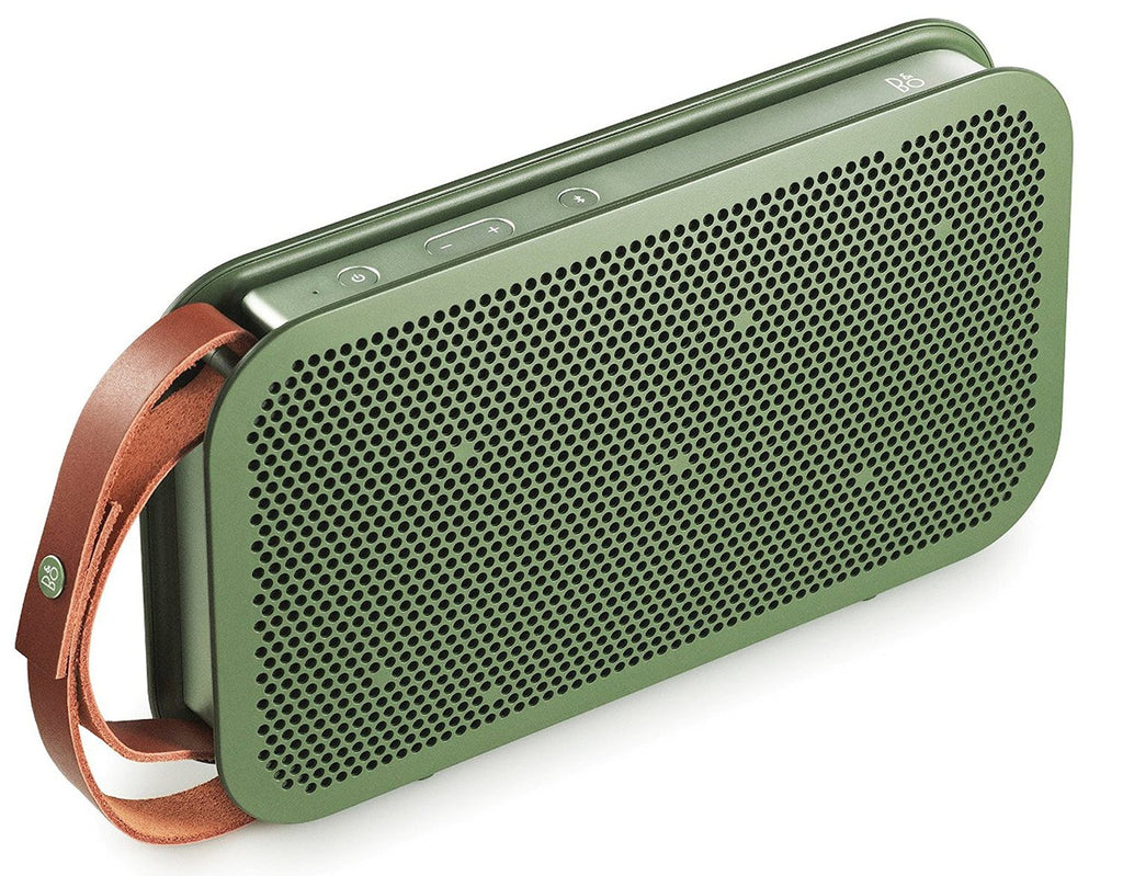 Bang & Olufsen Beoplay A2 Portable Bluetooth Speaker (Green)