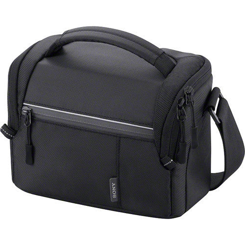 Sony LCS-SL10 Black Soft Carrying Case