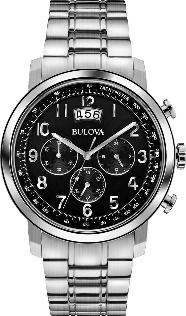 Bulova Precisionist Analog 96B202 Watch (New with Tags)
