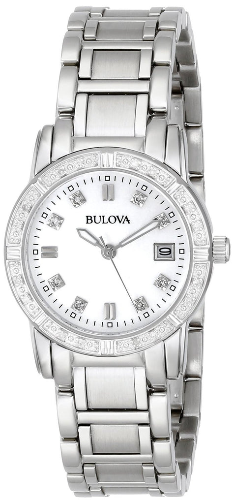 Bulova Diamond Highbridge 96R105 Watch (New with Tags)
