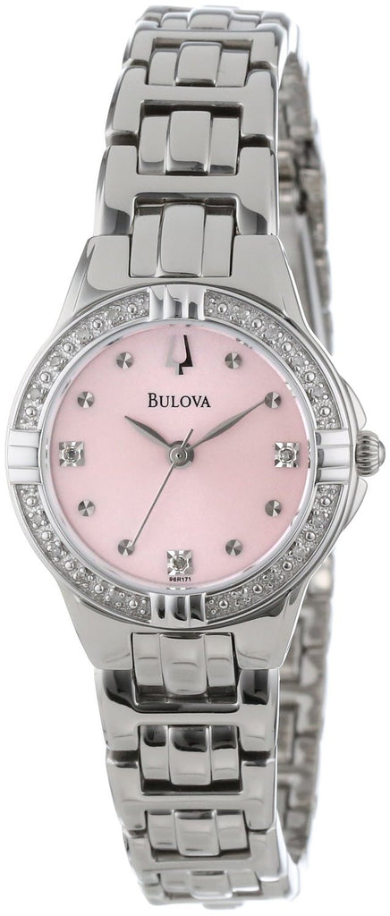 Bulova Diamond 96R171 Watch (New with Tags)