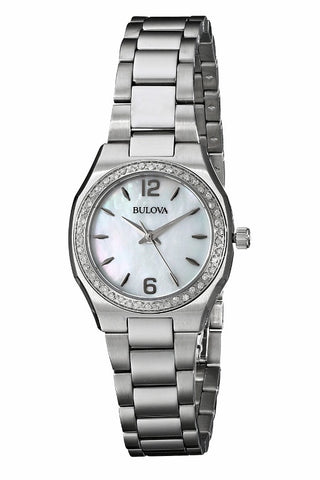 Bulova Diamond Gallery Analog 96R199 Watch (New with Tags)