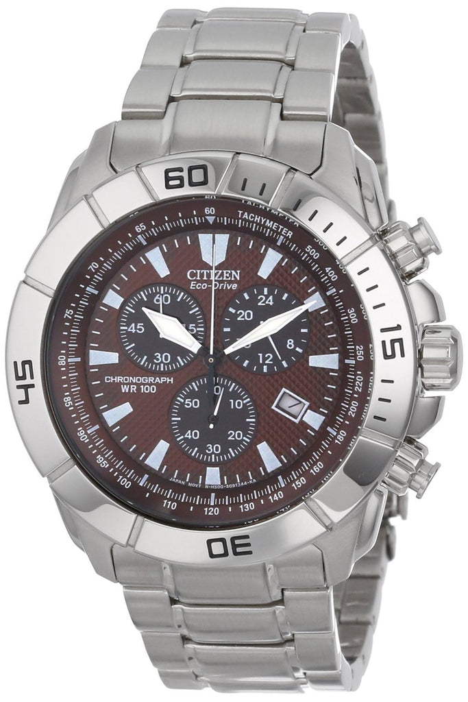 Citizen Eco-Drive Chronograph AT0810-55X Watch (New with Tags)