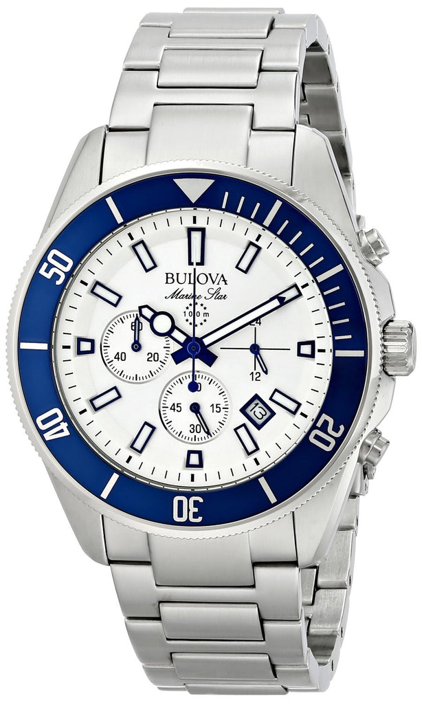 Bulova Sports Marine Star 98B204 Watch (New with Tags)