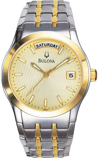 Bulova Classic 98C60 Watch (New with Tags)