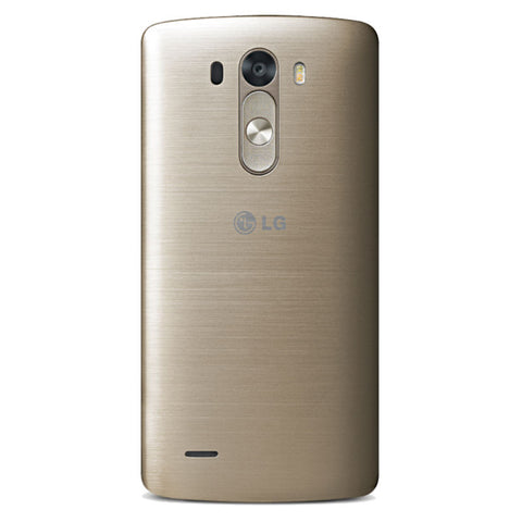 LG G3 Dual 32GB 4G LTE Shine Gold (D858) Unlocked