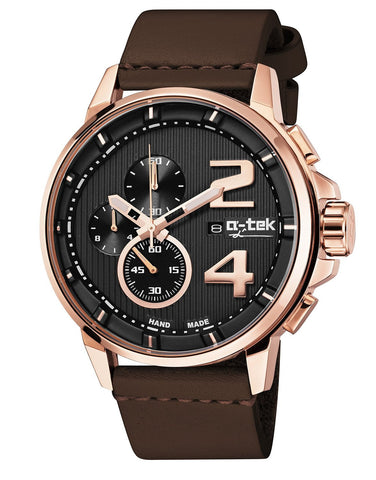 A-tek Facile Quartz A1306G Watch (New with Tags)
