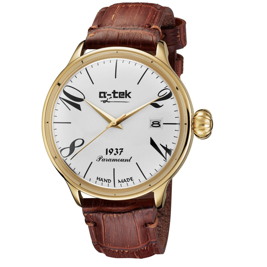 A-tek Memoria Quartz A1309G Watch (New with Tags)