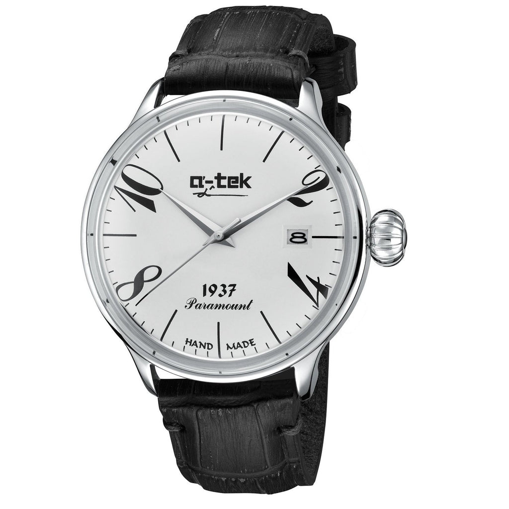A-tek Memoria Quartz A1309W Watch (New with Tags)