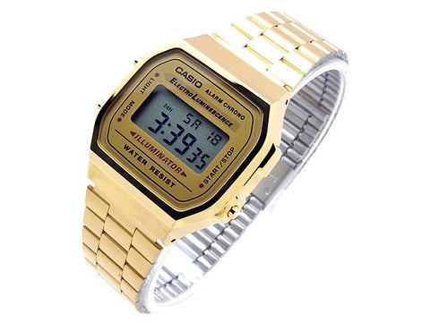 Casio Classic A-168WG-9 Watch (New with Tags)
