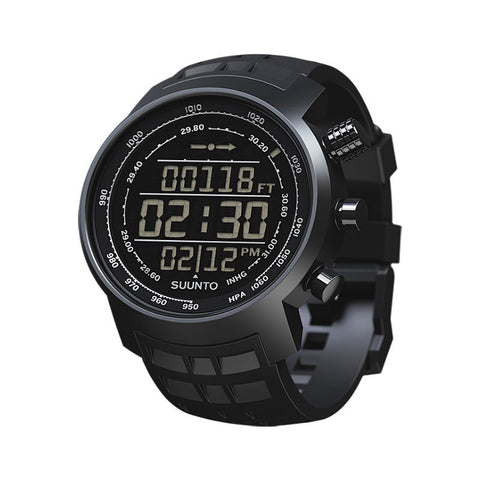 Suunto Elementum Terra SS016979000 Sports Watch All Black