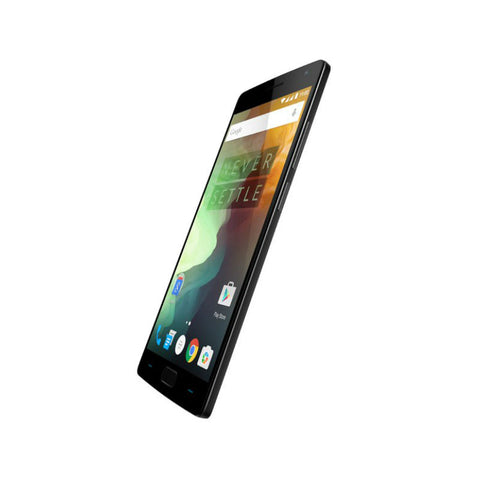 OnePlus Two Dual 64GB 4G LTE Sandstone Black (A2005) Unlocked