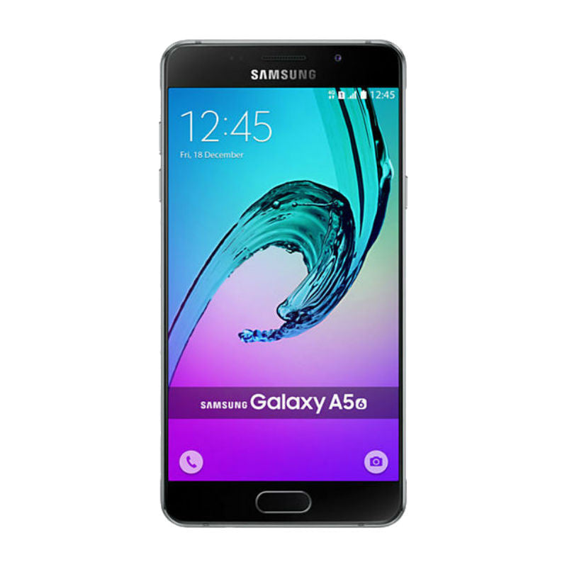 Samsung Galaxy A5 (2016) Duos 16GB 4G LTE Black (SM-A5100) Unlocked