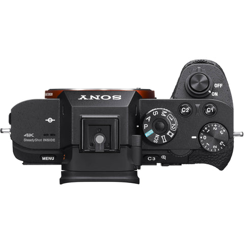 Sony Alpha A7RII ILCE-7RM2 Body Black Mirrorless Digital Camera