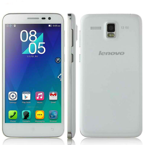 Lenovo A808T 16GB 4G LTE White Unlocked