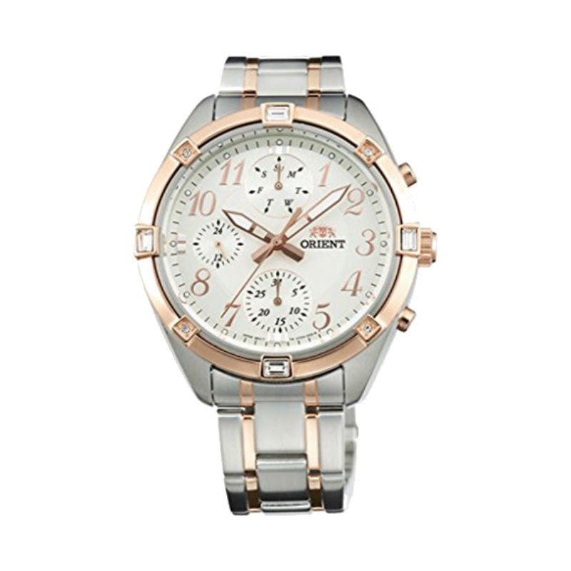 Orient Chronograph SUY04002W0 Watch (New with Tags)