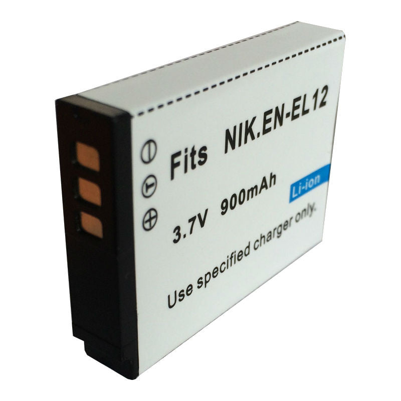 Generic EN-EL12 Battery for Nikon