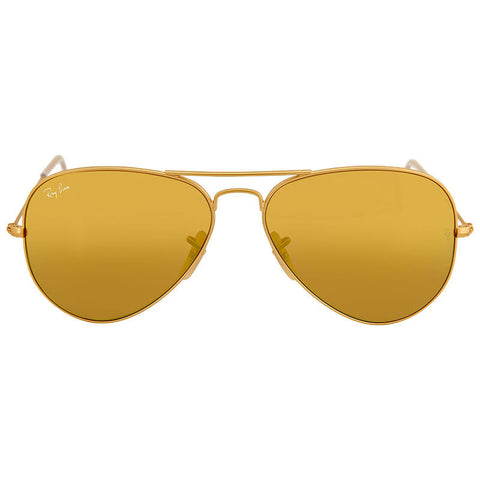 Ray-Ban RB3025 Aviator Flash (112/93) (Size 58) Sunglasses