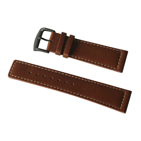 Citizen 59-S52423 Leather Watch Band (Brown)