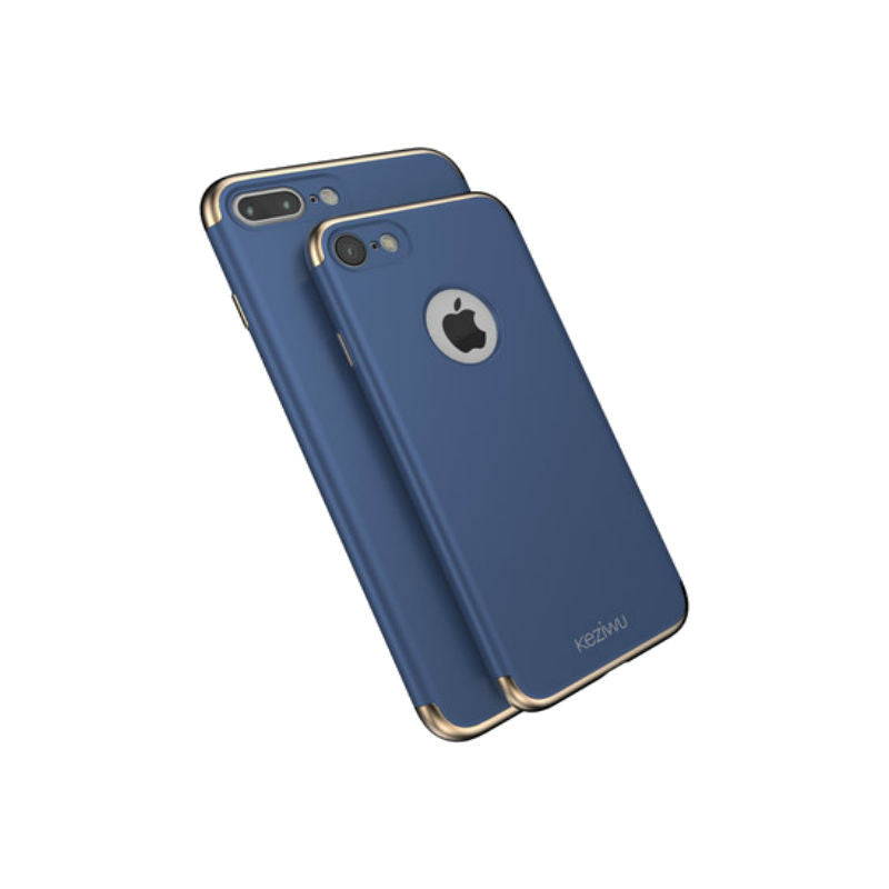 Shell Protective Thin Sleeve 4.7 inch for iPhone 7 (Blue)