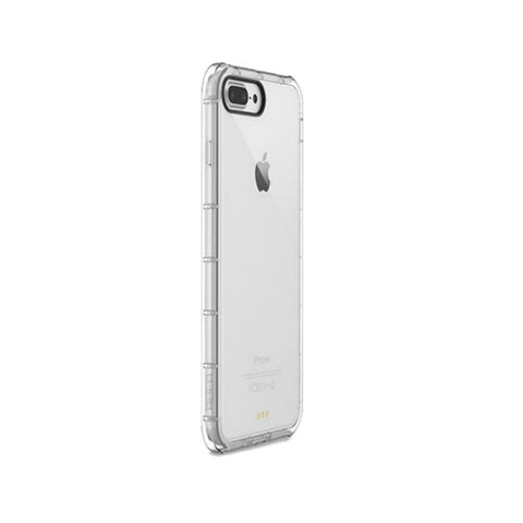 Silicone Crystal Shield Case 5.5 inch for iPhone 7/7s (Transparent)