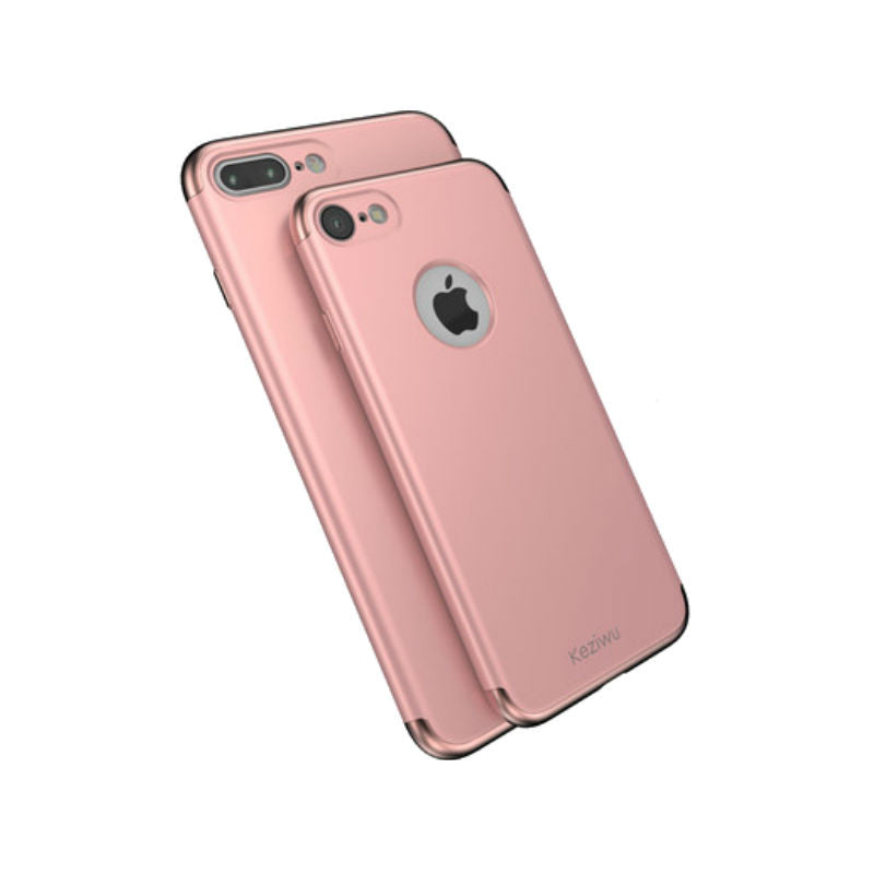Shell Protective Thin Sleeve 5.5 inch for iPhone 7 Plus (Rose Gold)