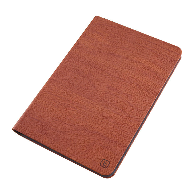 Thin Protective Sleeve Holster for Apple iPad Air (Wooden Brown)