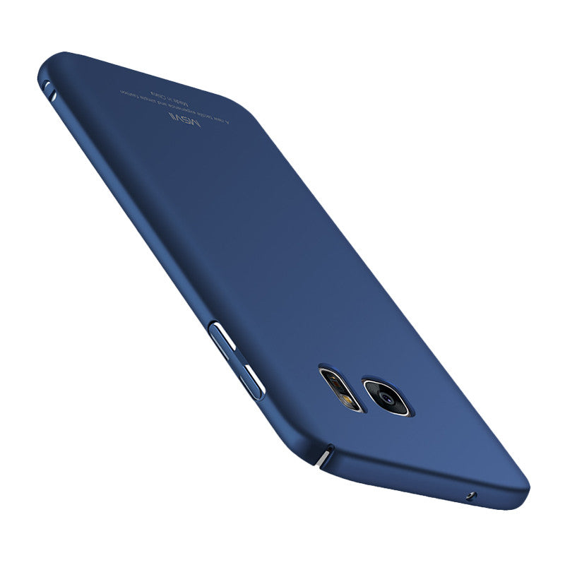 Classic Face Shield Phone Shell for Samsung S7 (Sapphire Blue)