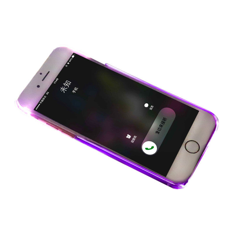 Lightning Flash Phone Shell 4.7 inch for iPhone 6/6S (Purple)