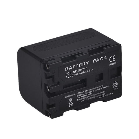 Generic NP-QM71 Battery for Sony