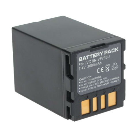 Generic BN-VF733U Battery for JVC