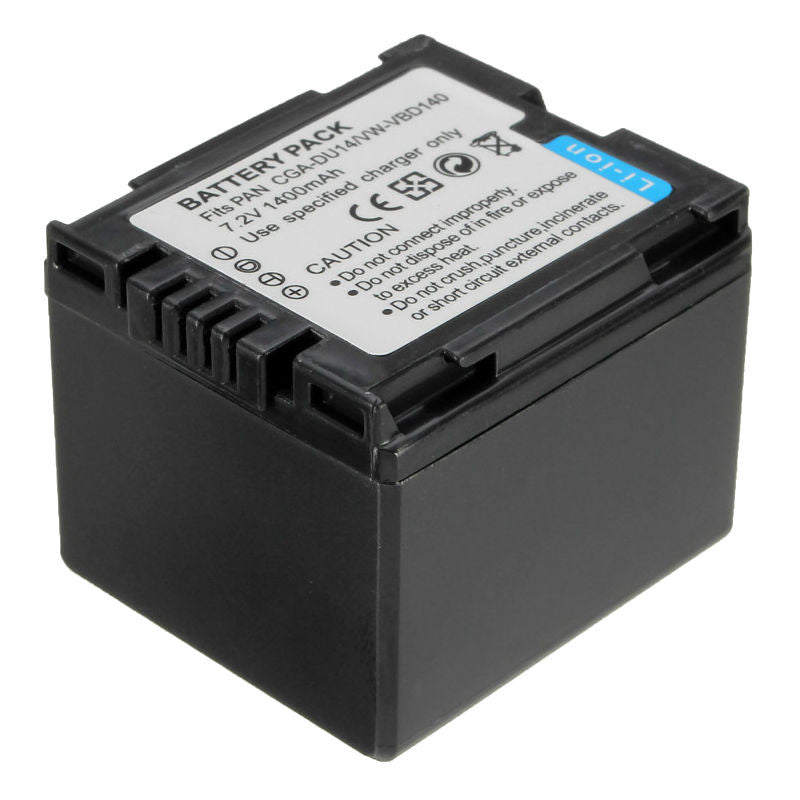 Generic VBD140/CGA-DU14 Battery for Panasonic