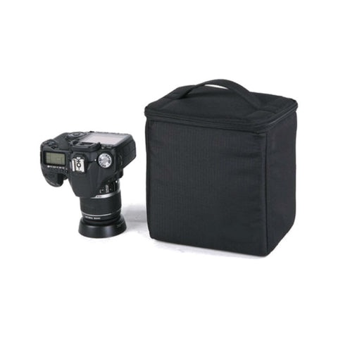 Waterproof Versatile Tank Small Bag for Camera (Black)
