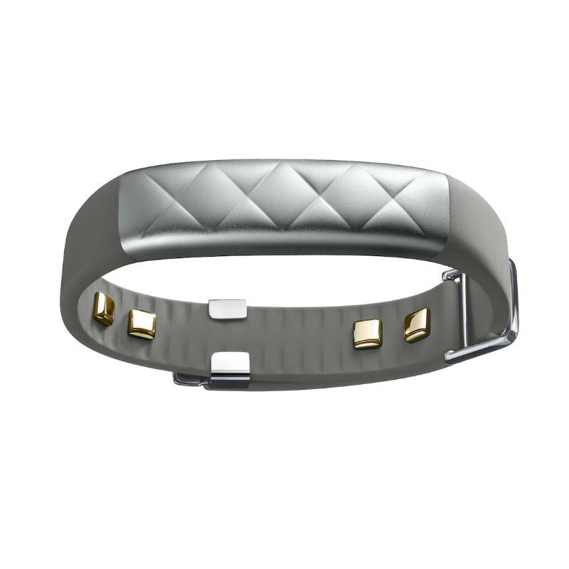 Jawbone UP4 Smart Band Fitness Tracker (Silver)