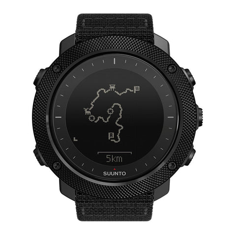 Suunto Traverse Alpha Stealth Watch SS022469000 (Black)