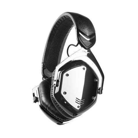 V-Moda Crossfade Wireless Over-Ear Headphone Phantom Chrome