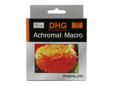 Marumi 55mm DHG Achromat Macro 200 (+5) Filter