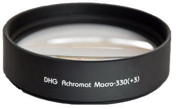 Marumi 55mm DHG Achromat Macro 330 (+3) Filter