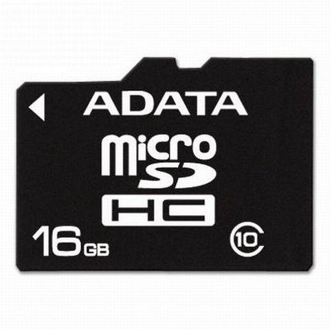 A Data 16GB T-Flash/MicroSDHC (Class 10)