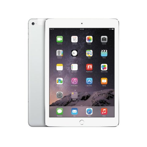 Apple iPad Air2 16GB 4G LTE Silver Unlocked