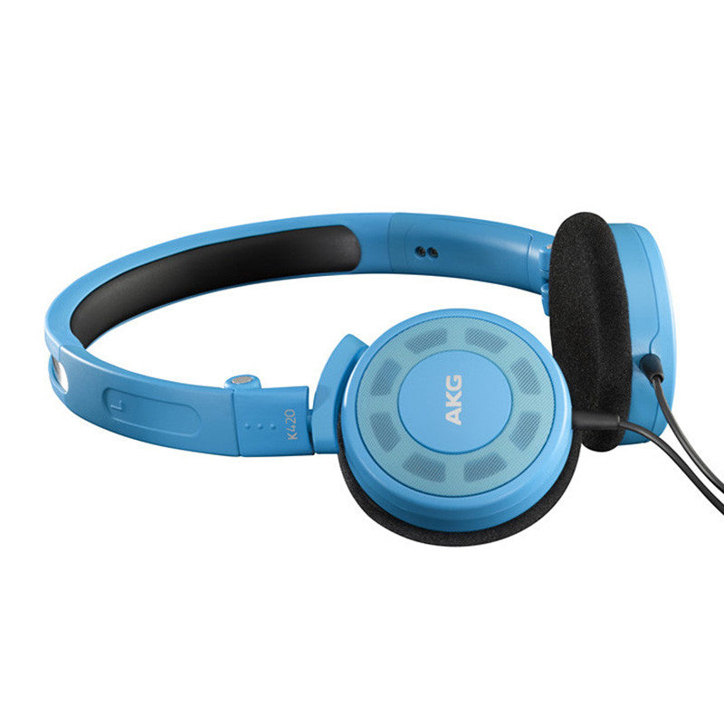 AKG K420 Headphones (Light Blue)