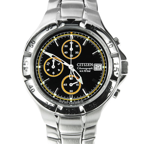 Citizen Chronograph Sports AN3330-51F Watch (New with Tags)