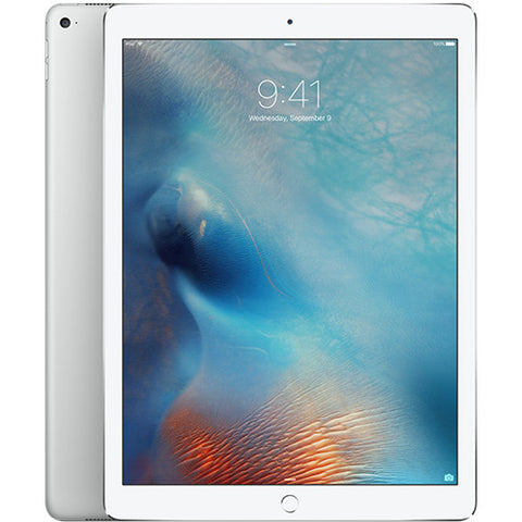 "Apple IPad Pro 12.9"" 128GB WiFi Silver"