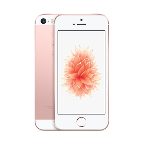 Apple iPhone SE 16GB 4G LTE Rose Gold Unlocked