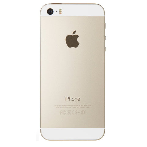 Apple iPhone 5S 16GB 4G LTE Gold Unlocked