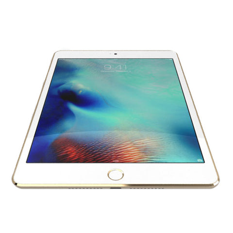 Apple iPad Mini 4 128GB 4G LTE Gold Unlocked