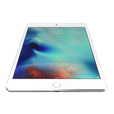 Apple iPad Mini 4 128GB 4G LTE Silver Unlocked