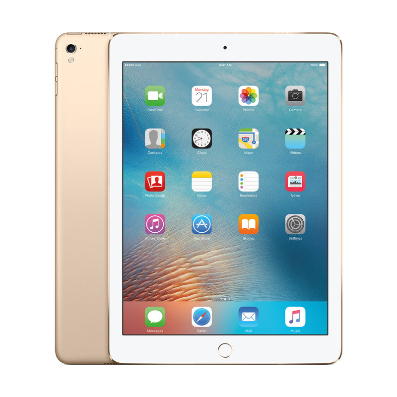 "Apple iPad Pro 9.7"" 32GB 4G LTE Gold"