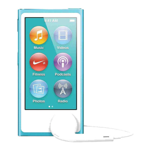Apple iPod Nano 16GB Blue (MD477)