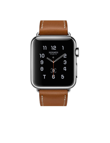 Apple Watch 38mm Fauve Barenia Leather Band MLCN2 (Brown)